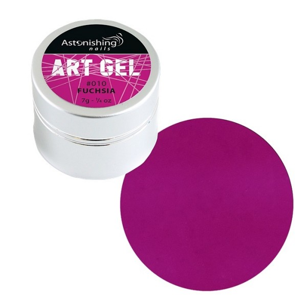 AN Art Gel Fuchsia