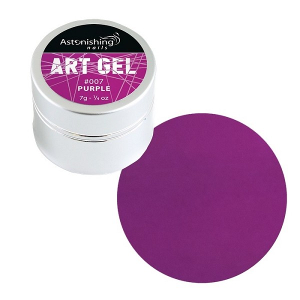 AN Art Gel Purple