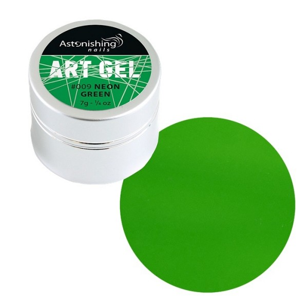 AN Art Gel Neon Green