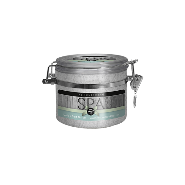 Astonishing Detox Salt Scrub, 120 ml 1