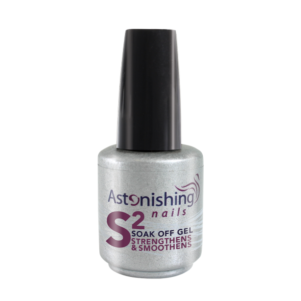 Astonishing Nails S2 Soak Off Gel, 15 ml