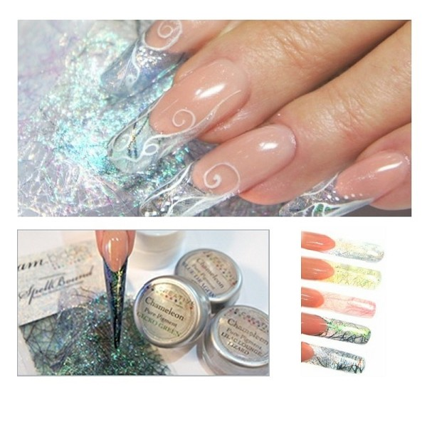 Be Creative folija za nail art spellbound vzorci