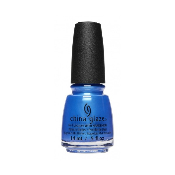 China Glaze Crushin' On Blue 1