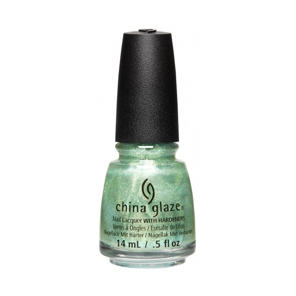 China Glaze Twinkle, Twinkle Little Starfish 1