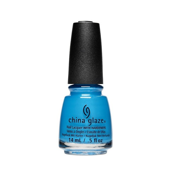 China Glaze lak za nohte - I Truly Azure You