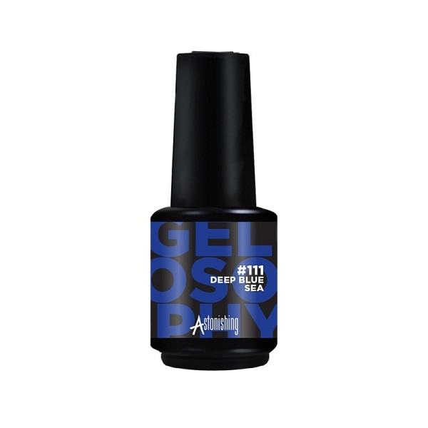 Gelosophy gel lak 111 Deep Blue Sea