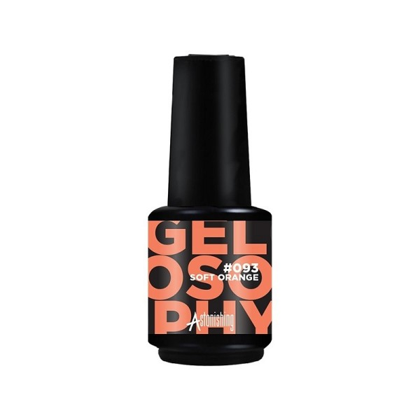 Gelosophy gel lak 93 Soft Orange
