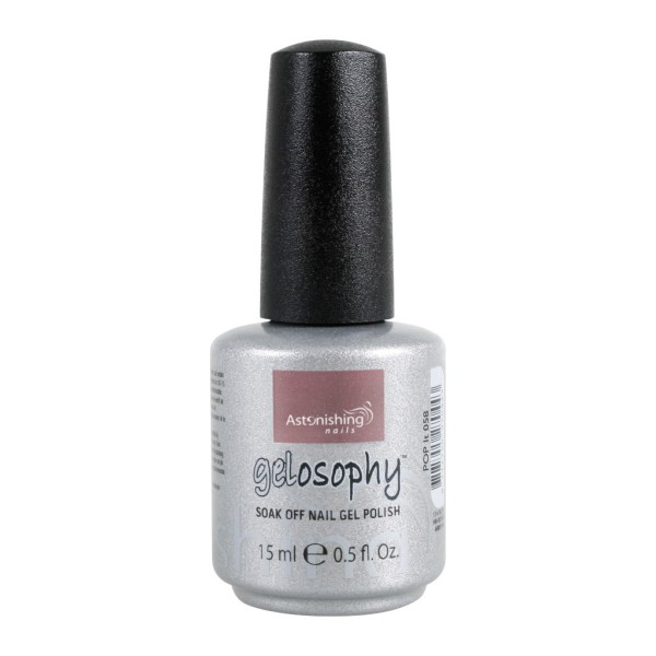 Gelosophy gel lak, barva št. 58 - POP It, 15 ml
