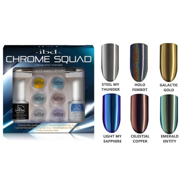 IBD Chrome Squad kit 1