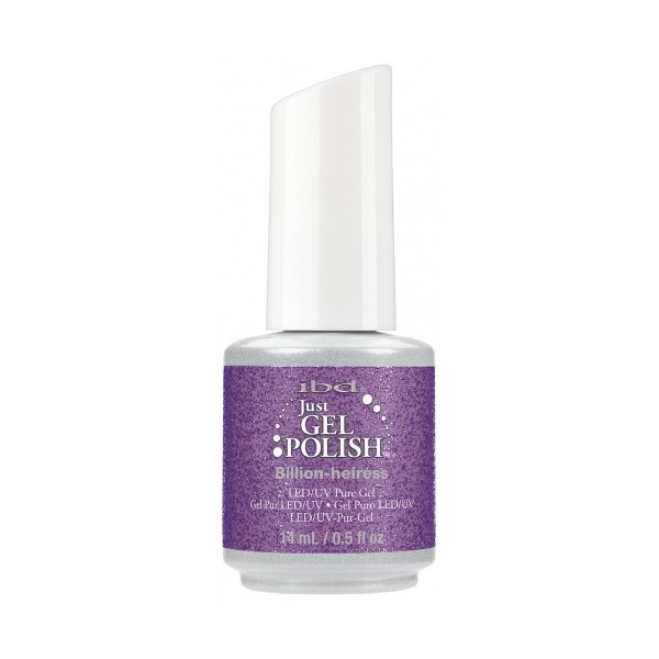 IBD Just Gel Polish št. 121, Billion-Heiress, 14 ml