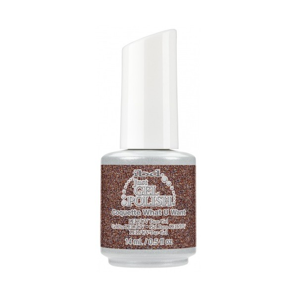 IBD Just Gel Polish št. 126, Coquette What You Want, 14 m 1