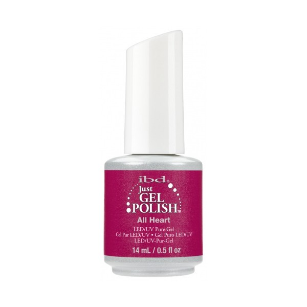 IBD Just Gel Polish št. 13, All Heart, 14 ml