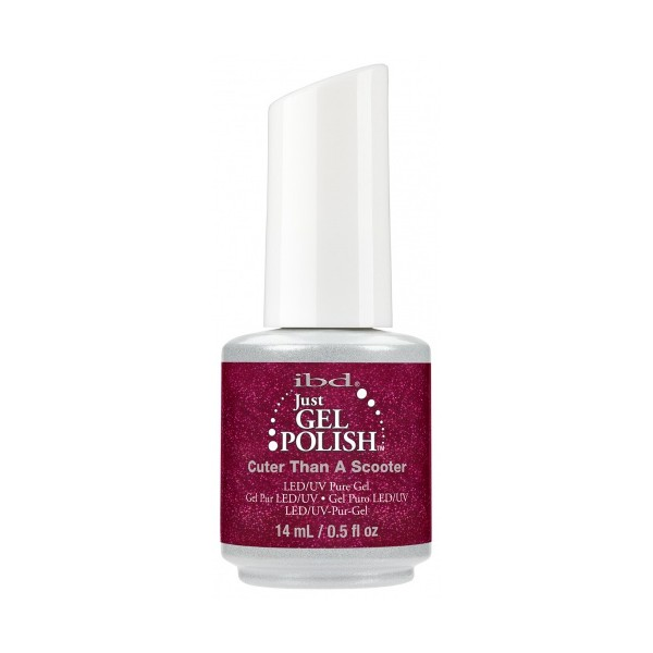 IBD Just Gel Polish št. 147, Cuter Than A Scooter, 14 ml 1