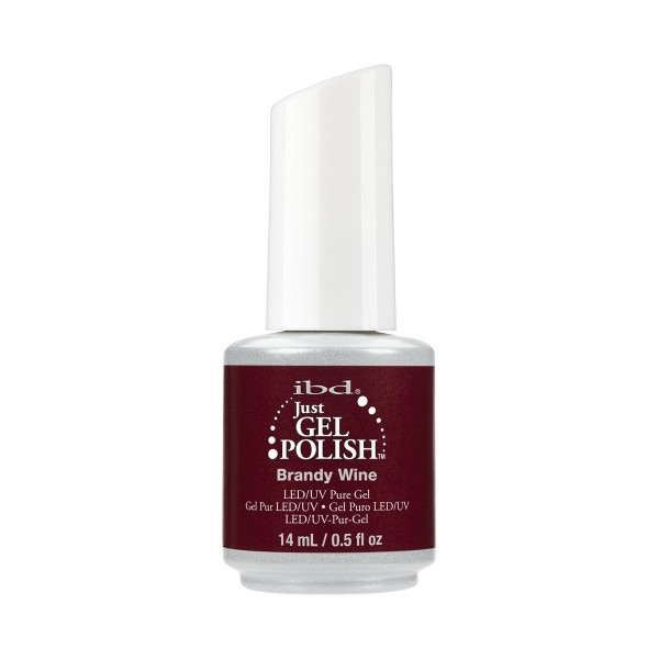 IBD Just Gel Polish št. 15, Brandy Wine, 14 ml
