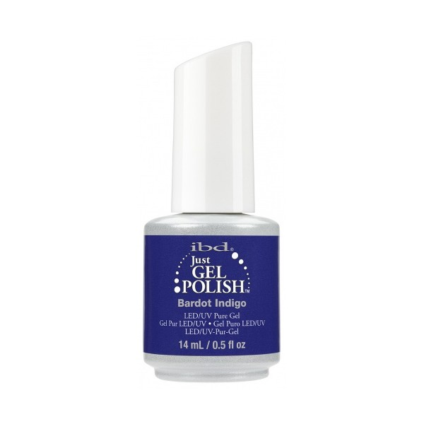 IBD Just Gel Polish št. 164, Bardot Indigo, 14 ml