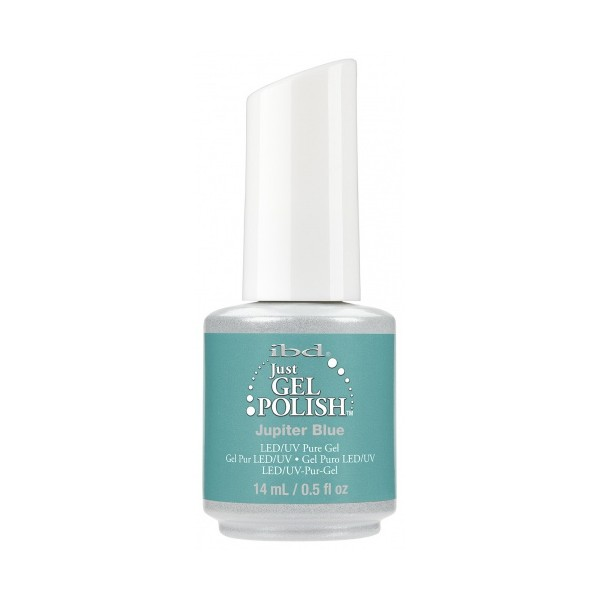 IBD Just Gel Polish št. 19, Jupiter Blue, 14 ml