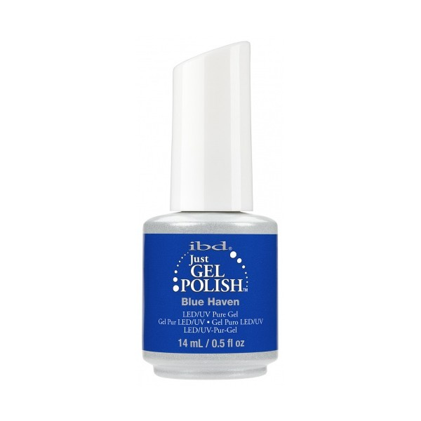 IBD gel lak št. 25, Blue Haven, 14 ml 1