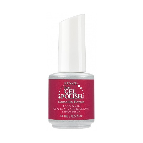 IBD Just Gel Polish št. 70, Camellia Petals, 14 ml