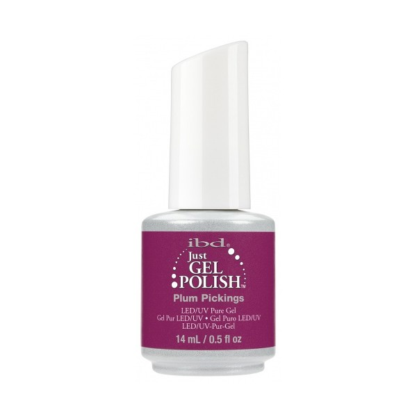 IBD gel lak št. 74, Plum Pickings, 14 ml 1