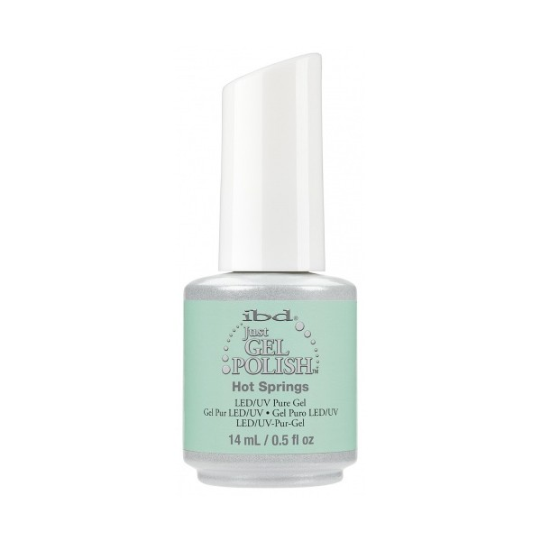 IBD Just Gel Polish št. 82, Hot Springs, 14 ml