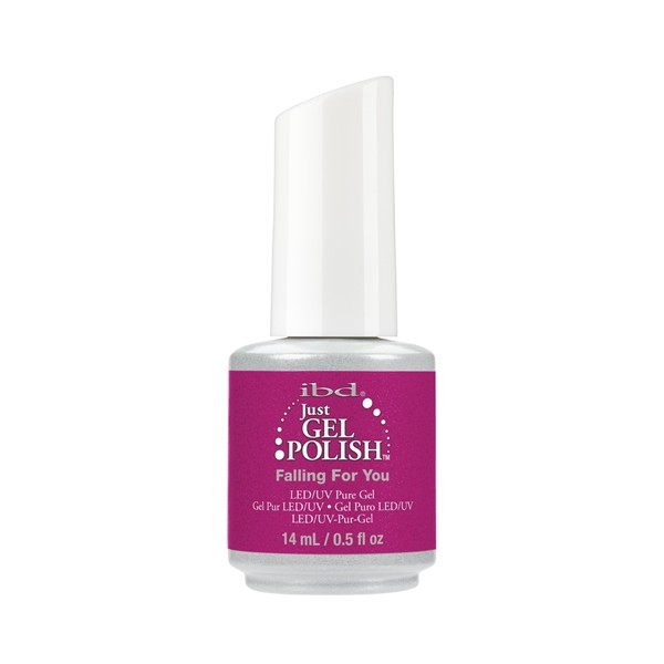 IBD Just Gel Polish, gel lak št. 75 - Falling for you