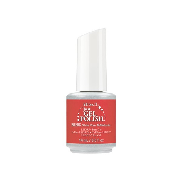 IBD Just Gel Polish, gel lak 240 - Stole Your Mandarin11