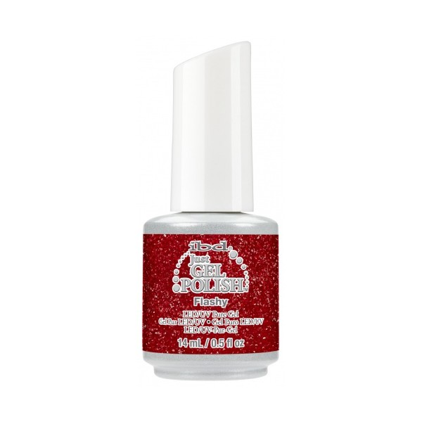 IBD Just Gel Polish, gel lak št. 236 - Flashy