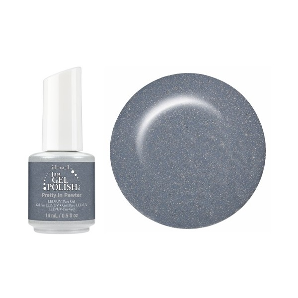 IBD gel lak št. 106 - Pretty in pewter 2
