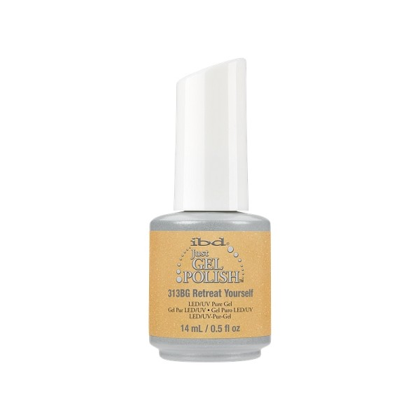 IBD Just Gel polish, gel lak št. 266 - Retreat Yourself