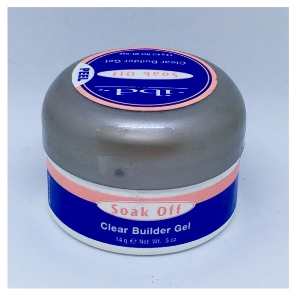 IBD Soak Off Builder Gel, 15 g