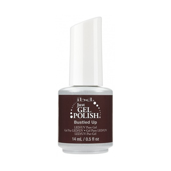 IBD Just Gel Polish št. 161, Bustled Up, 14 ml 1