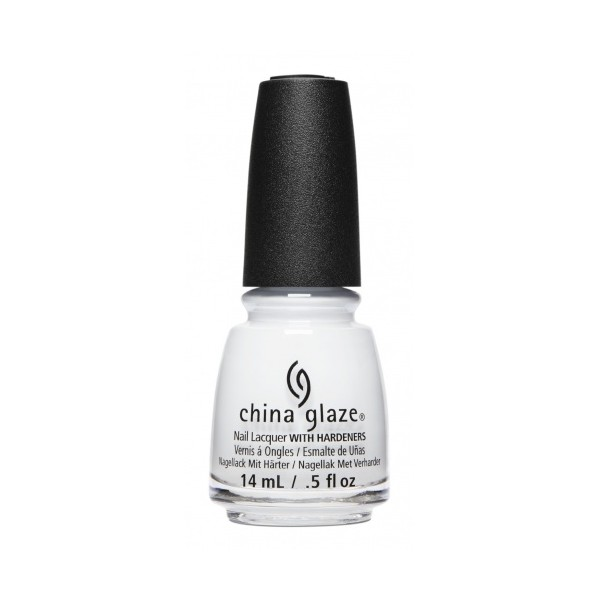 Lak za nohte China Glaze - Blanc Out