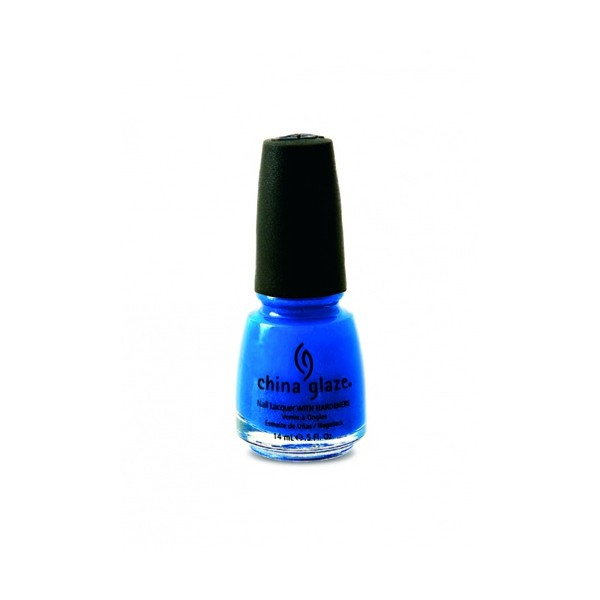 Lak za nohte China Glaze - Blue Sparrow (Neon)