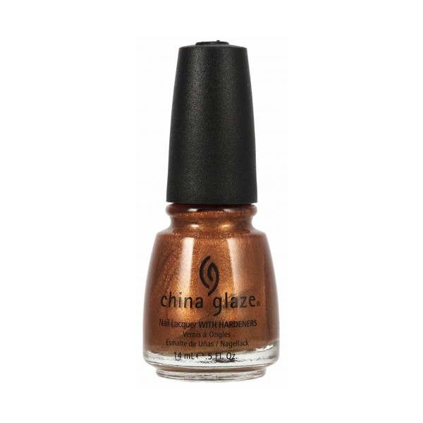 Lak za nohte China Glaze - In Awe Of Amber 1