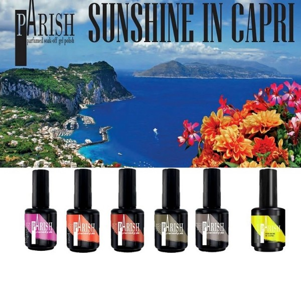 Sunshine in Capri